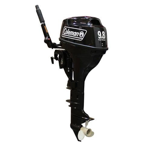 F9.8 BMS - Short Shaft, Manual Start Outboard Motor