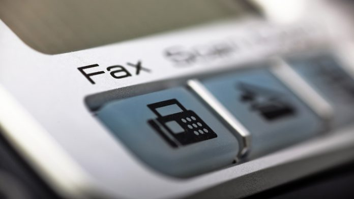 Old School Fax Machines Are A Thing Of The Past