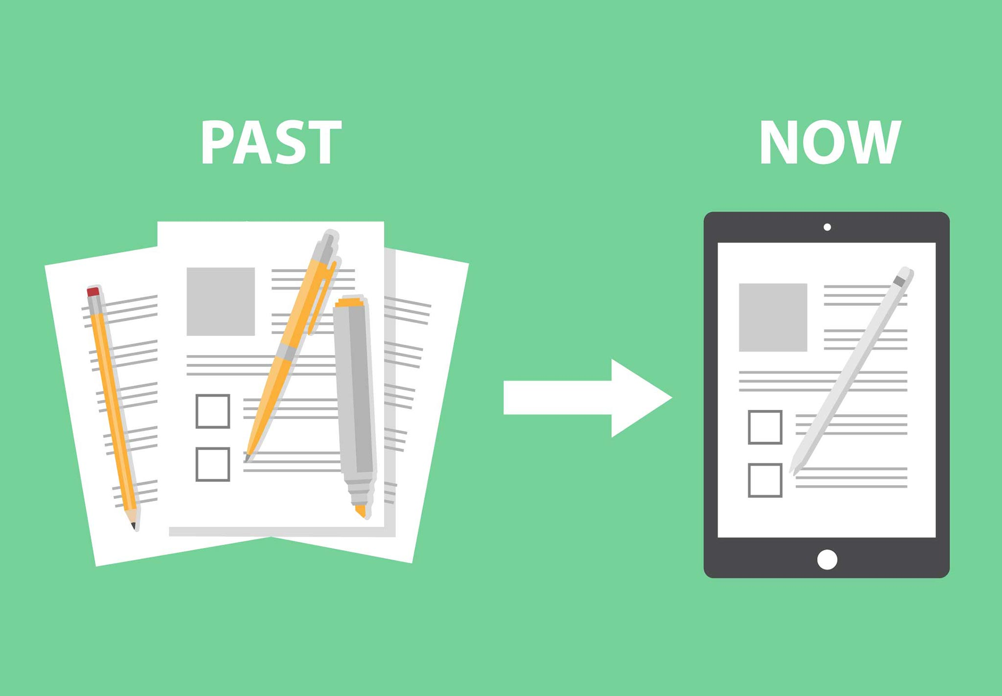 How to Transition to Paperless Operations