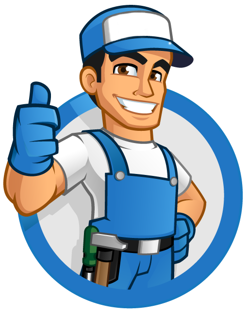 Handyman character graphic for Propertifix