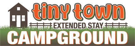 Tiny Town Extended Stay Campground Logo
