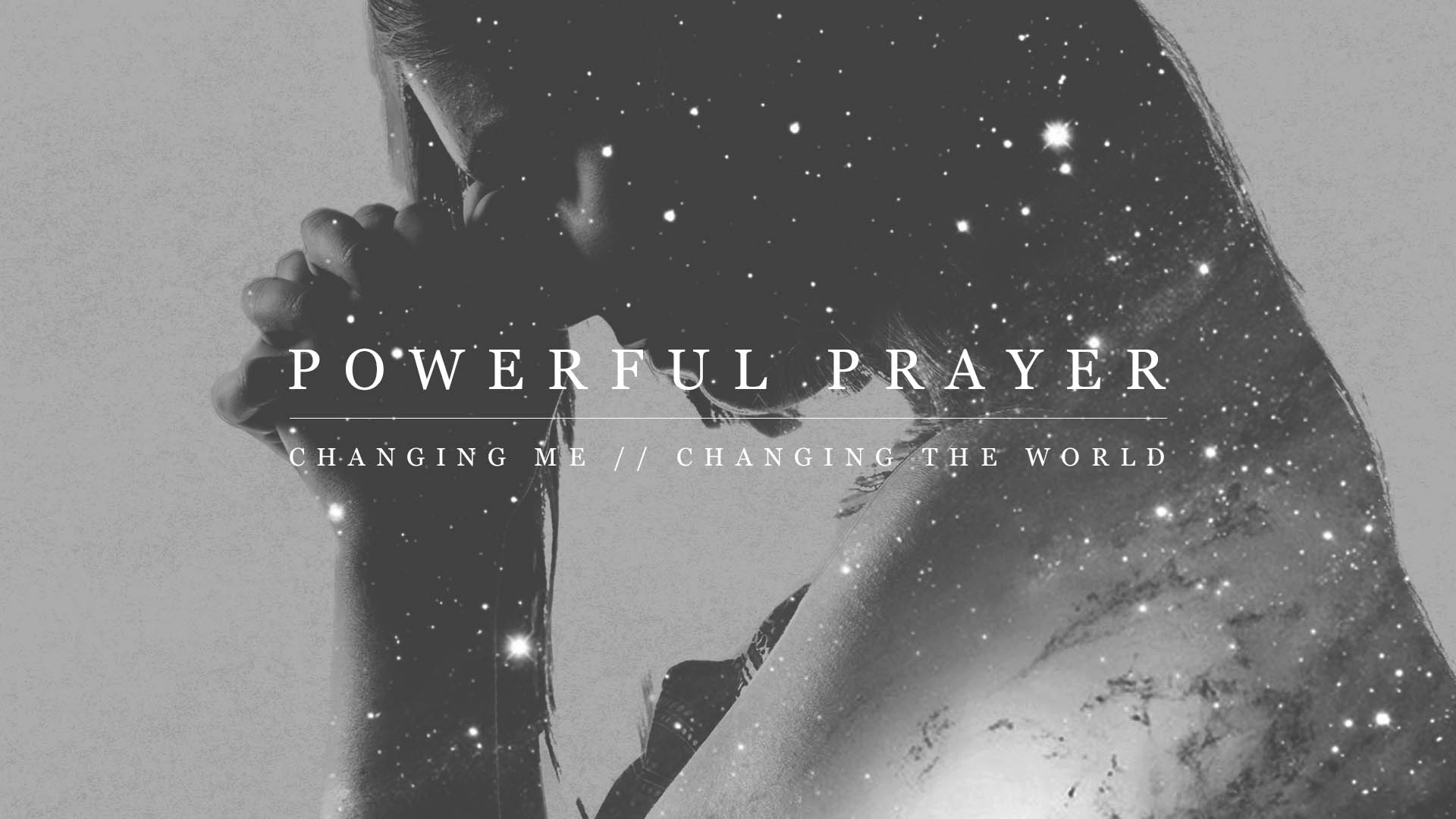 Powerful Prayer