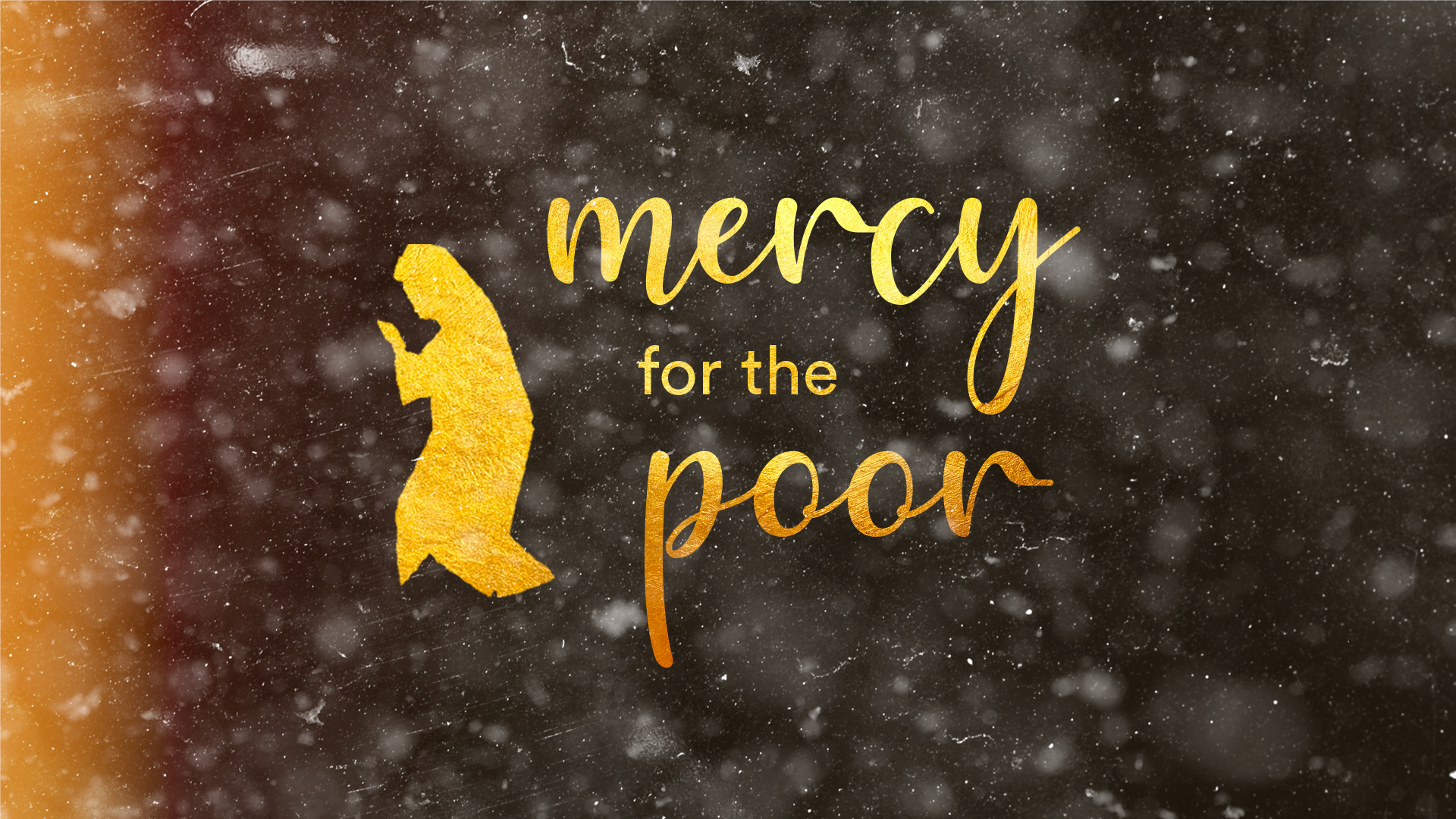 Mercy For The Poor