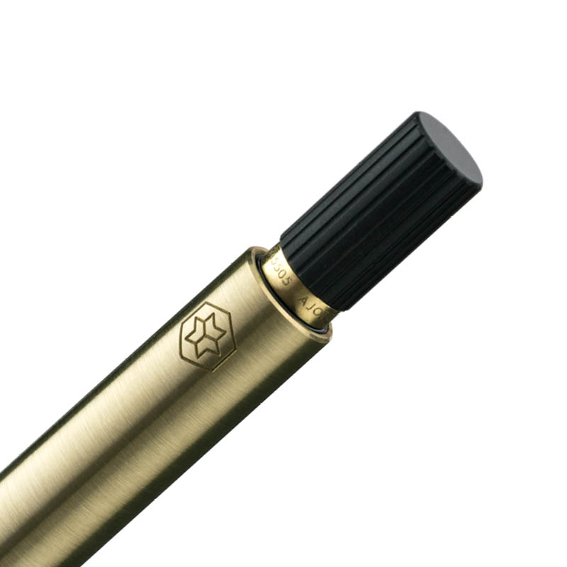 brass and ebony pen sample sale