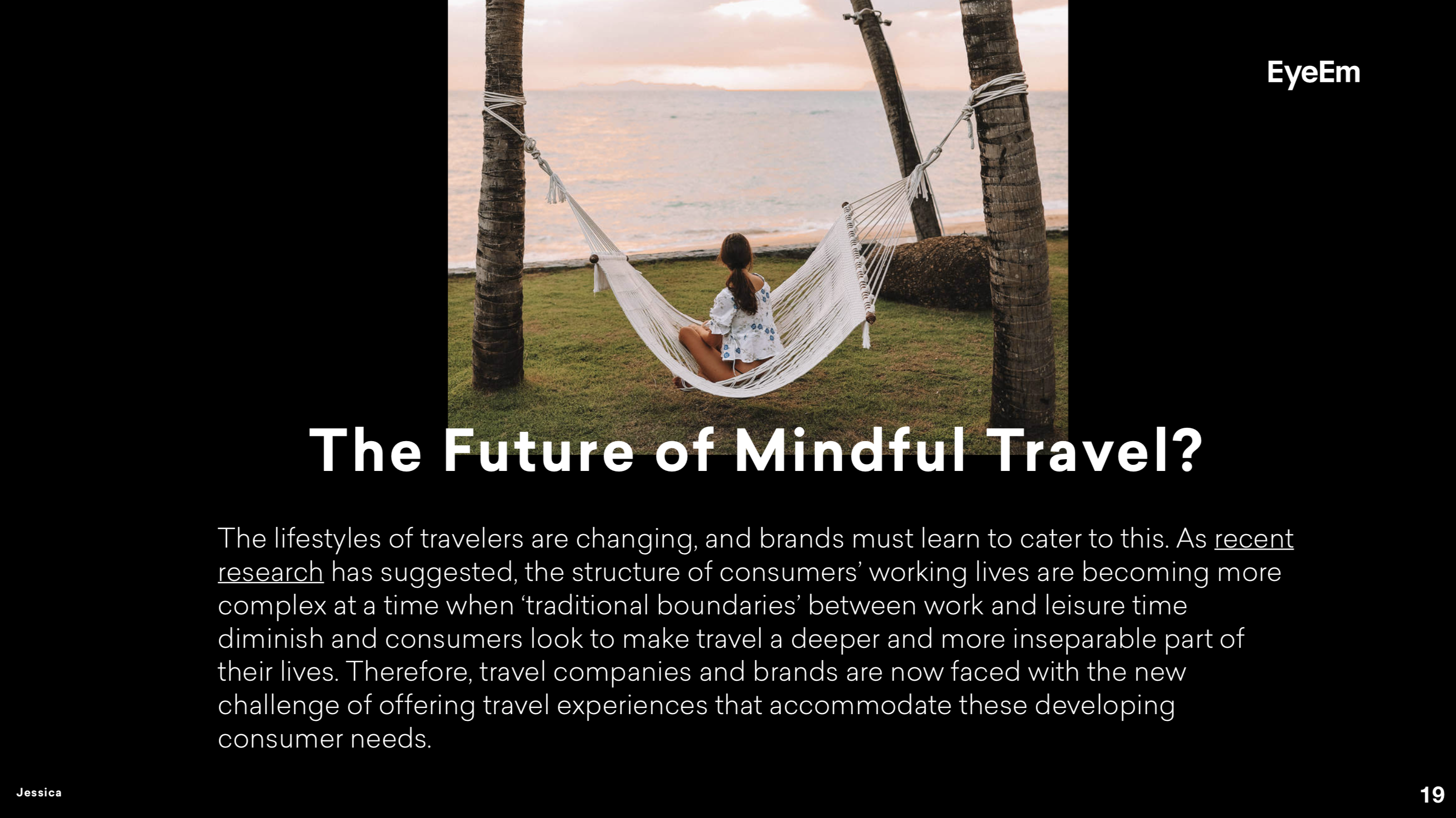 Mindful Travel White Paper