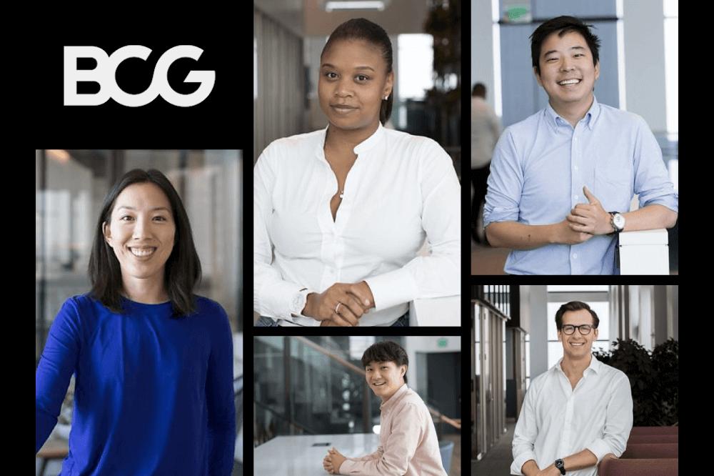 BCG Gamma Corporate Photo Shoot
