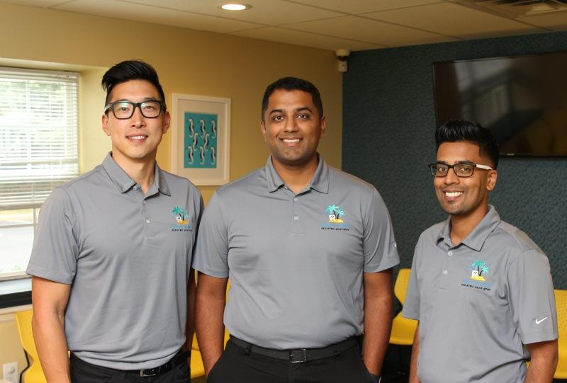 Doctors at Sea of Smiles Pediatric Dentistry