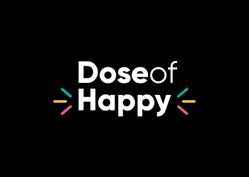 Logo Design and branding for Dose of Happy