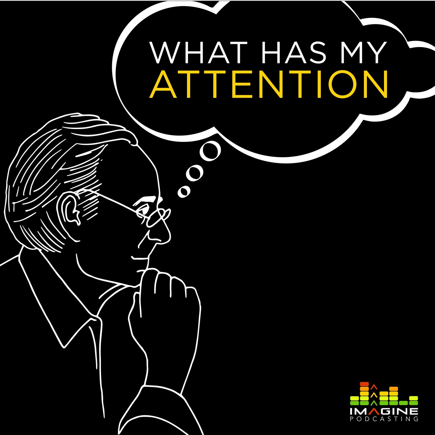 What Has My Attention Album Artwork
