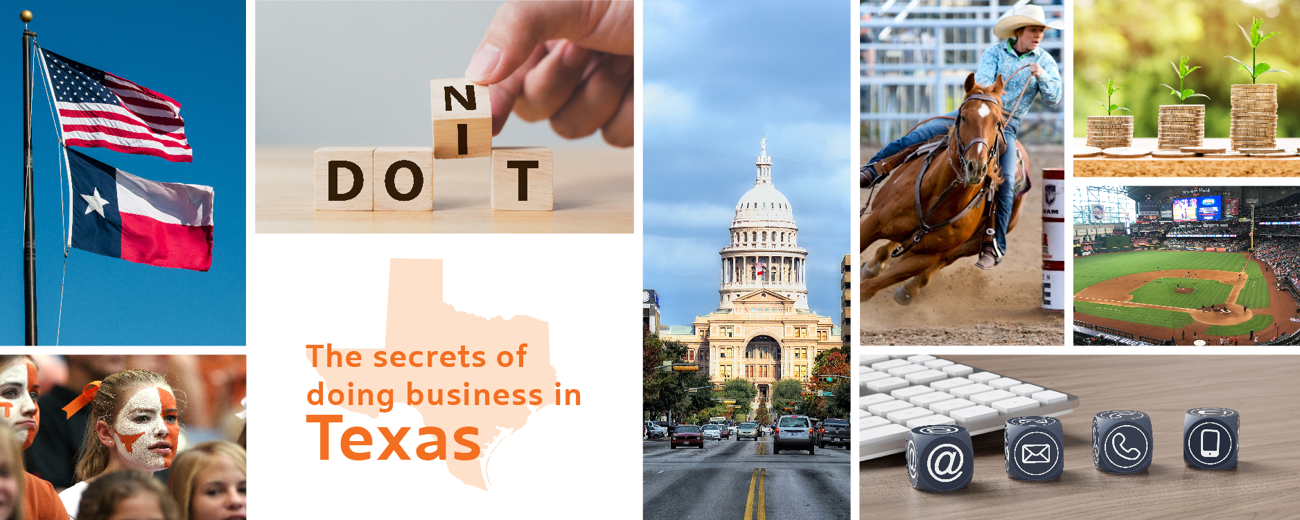 images of doing business in Texas