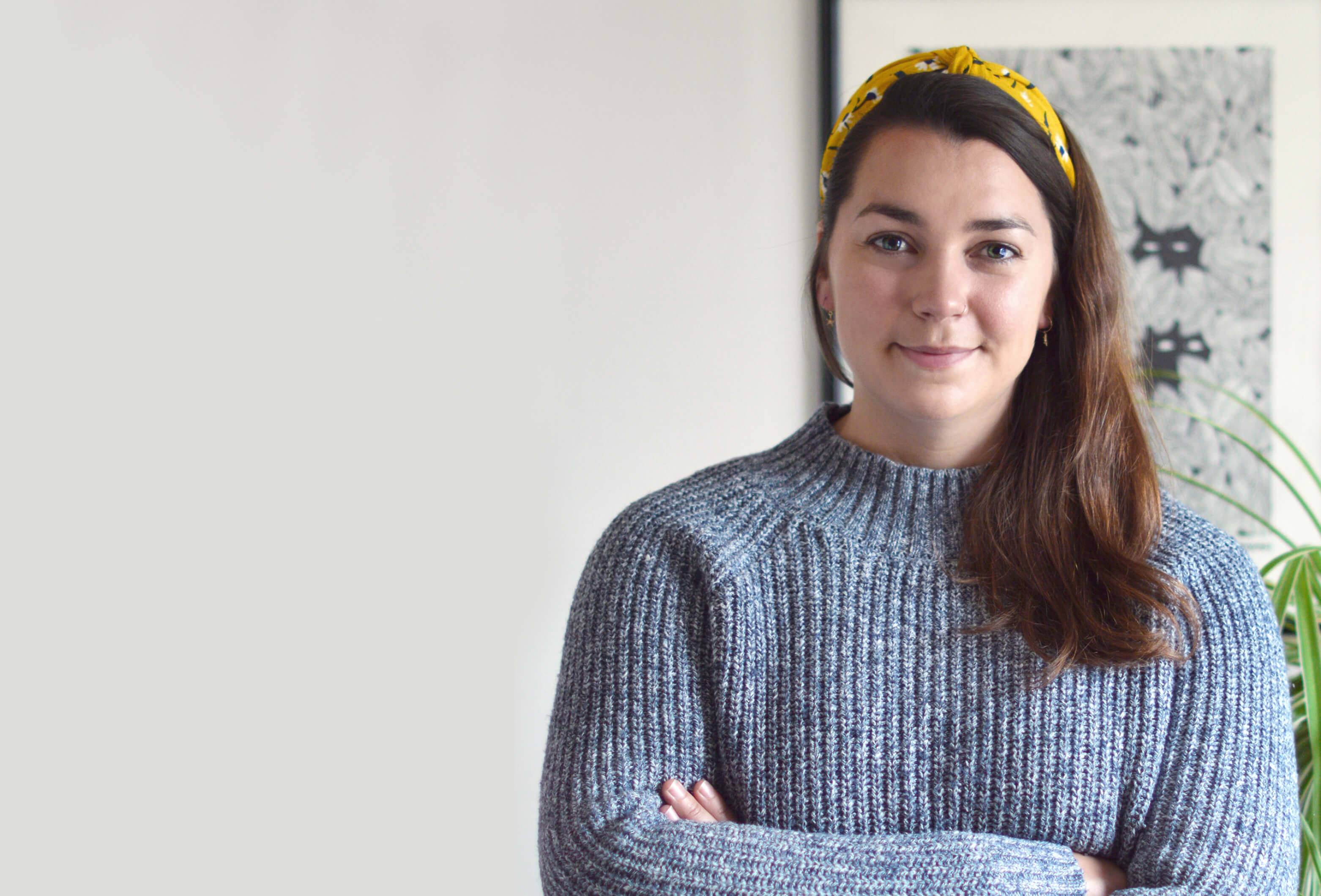 Arobase Creative announce the hiring of Poppy Fitzjohn as their newest graphic designer.