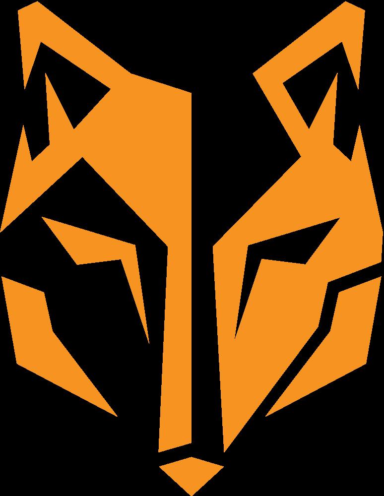 Orange beast icon