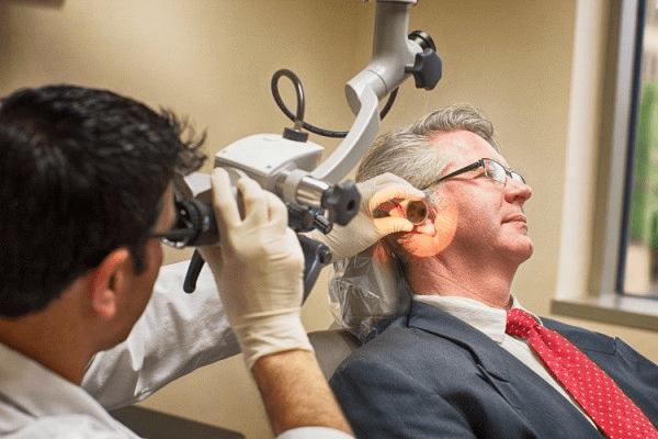 Hearing loss treatment and diagnosis from Dallas ENT.