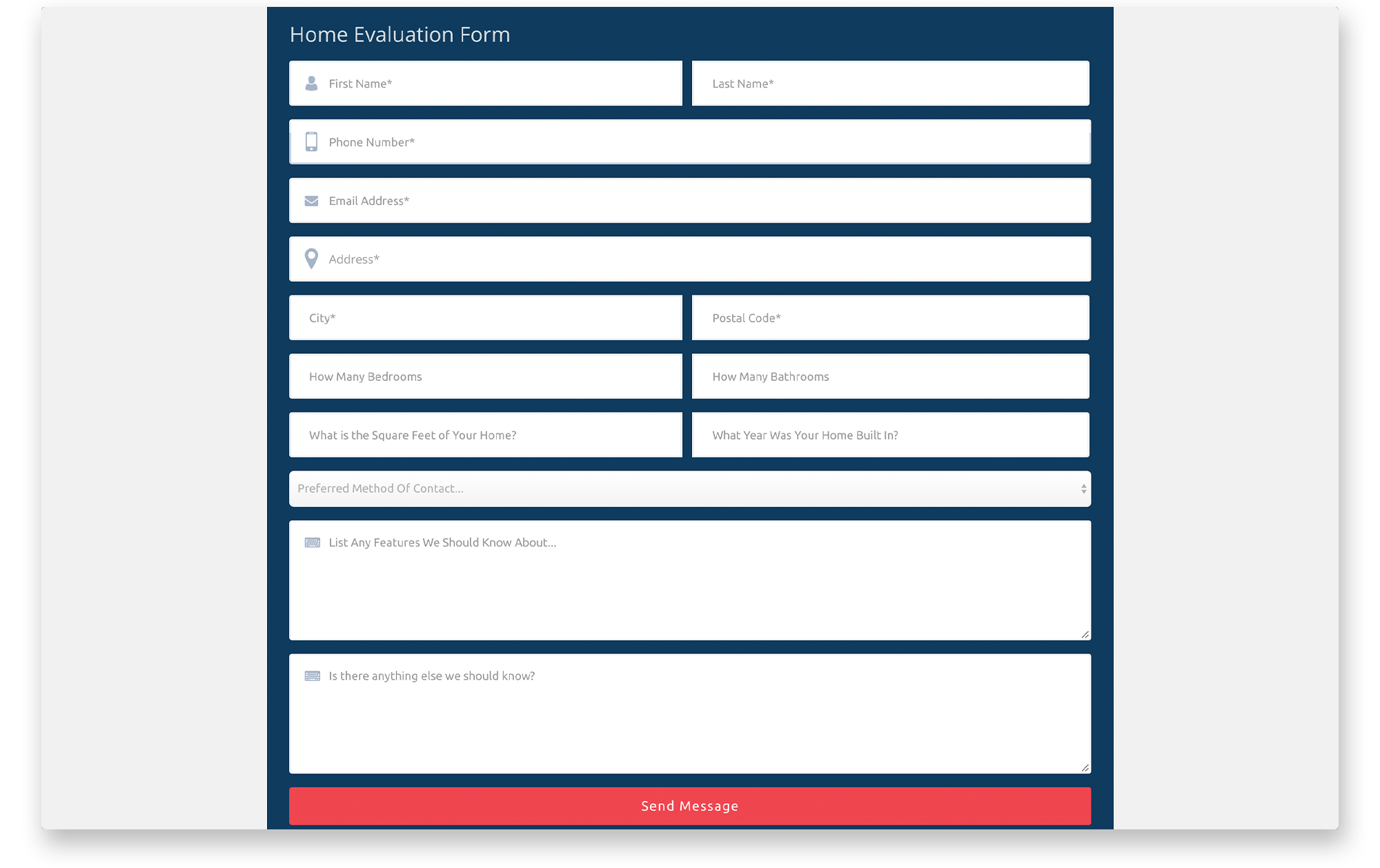 Desktop view of sign-up for Your Kamloops.