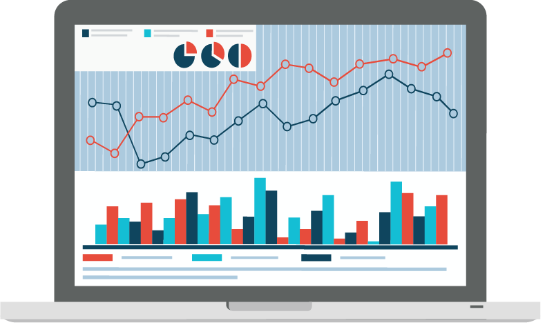 Infographic showing better Google Analytics data.