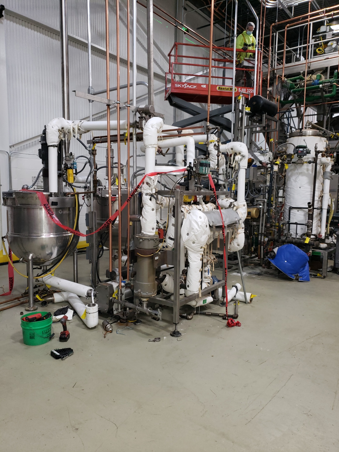 Walsh Services Inc. helping Chicago company with Commercial Plumbing