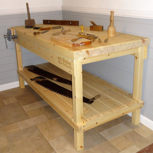 Joiners Woodworking Bench