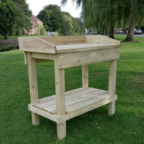 Potting Benches in Sheffield
