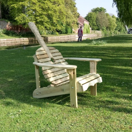 Guitar Adirondack Chair