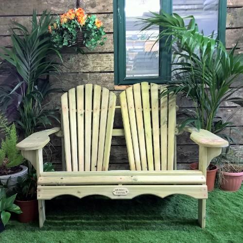 Loveseat Adirondack Chairs
