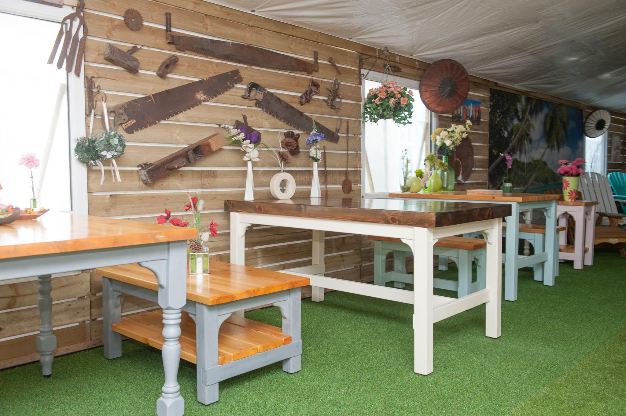 Farmhouse Furniture Showroom