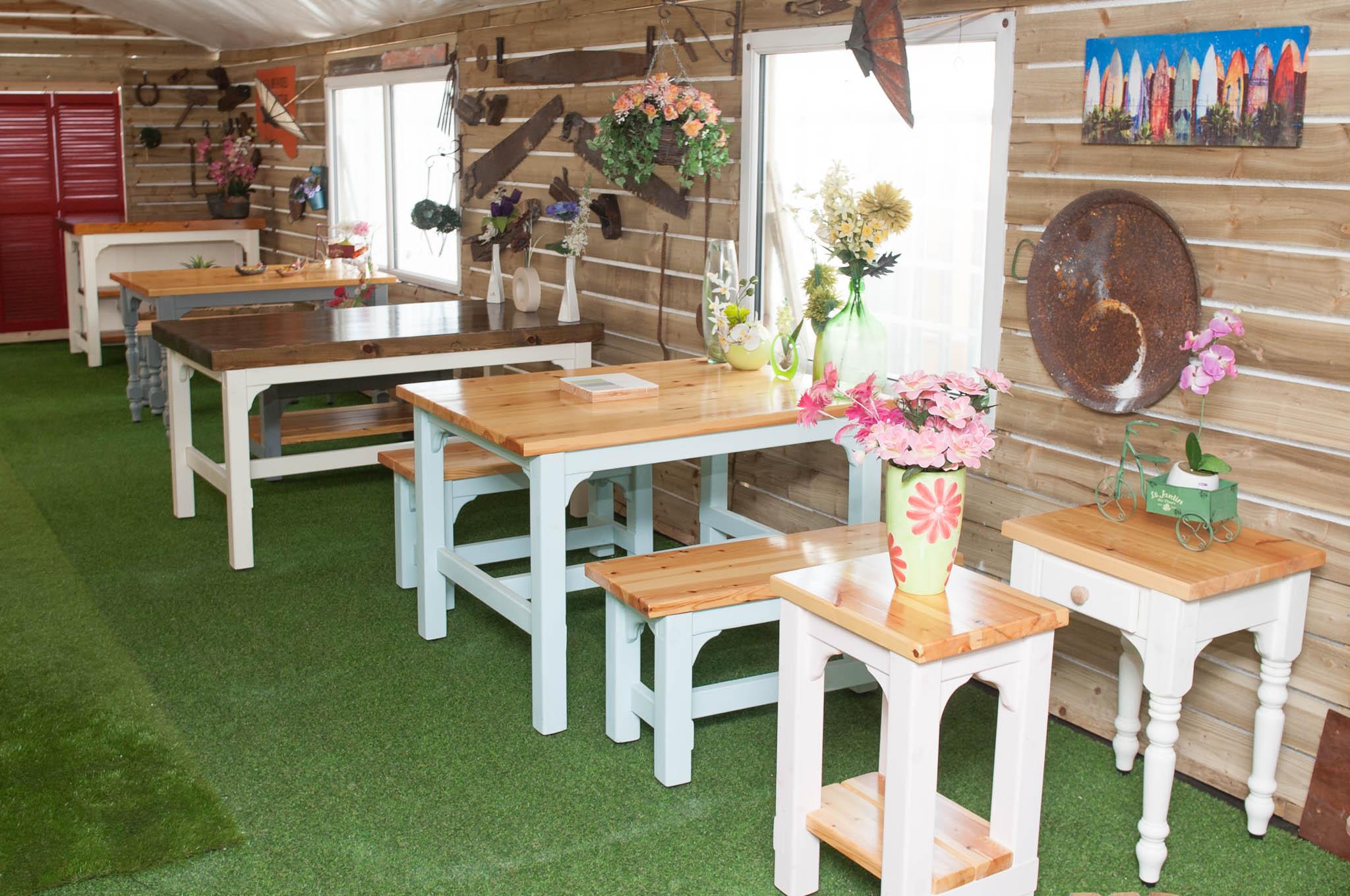 Wooden Furniture Showroom