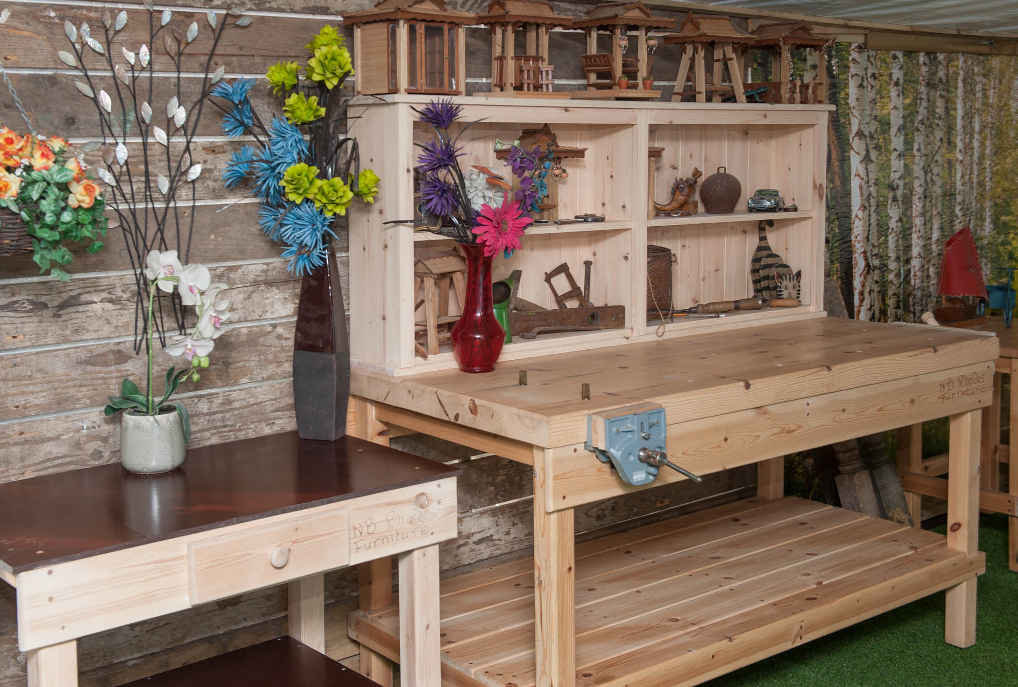 Wooden Workbench East Yorkshire