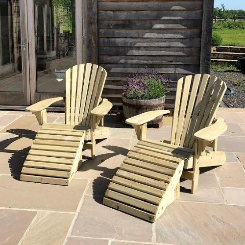 Bespoke Adirondack Chairs