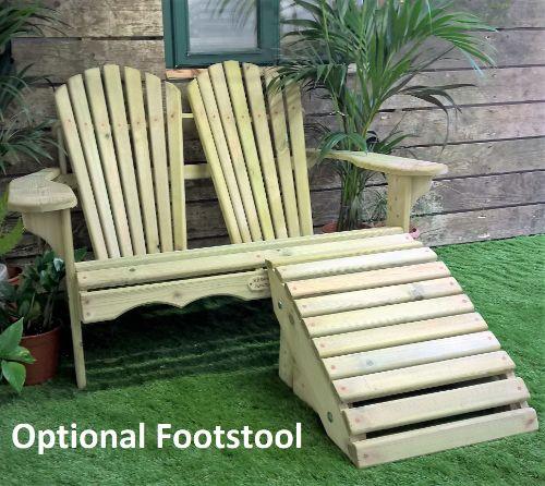 Bespoke XL Adirondack Chairs
