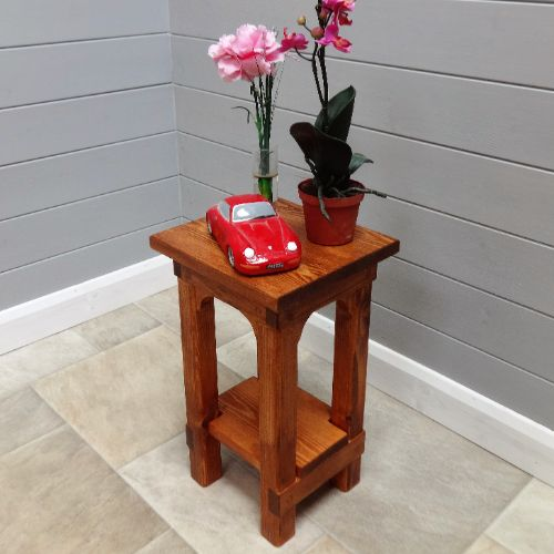 Bespoke Wooden Side Table