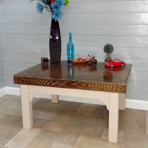 Bespoke Wooden Coffee Table