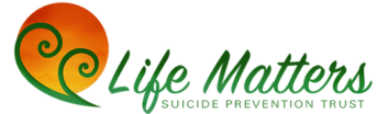 Lifematters Suicide Prevention New Zealand Logo