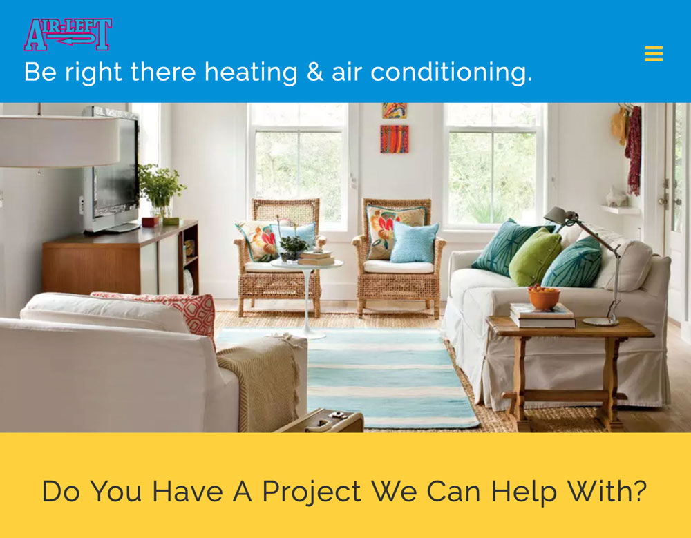 Airleft heating and air conditioning