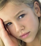 Most growths in the head and neck region in children are benign and relatively easy to treat.