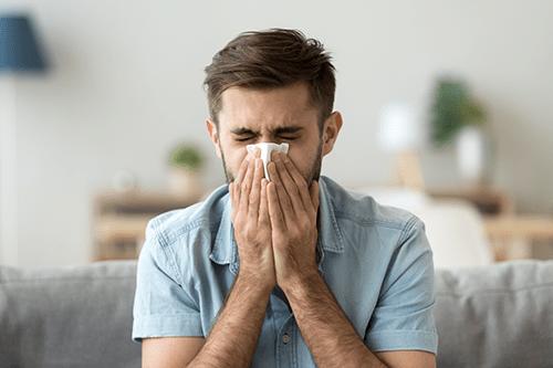 Nasal Sinus Discomfort