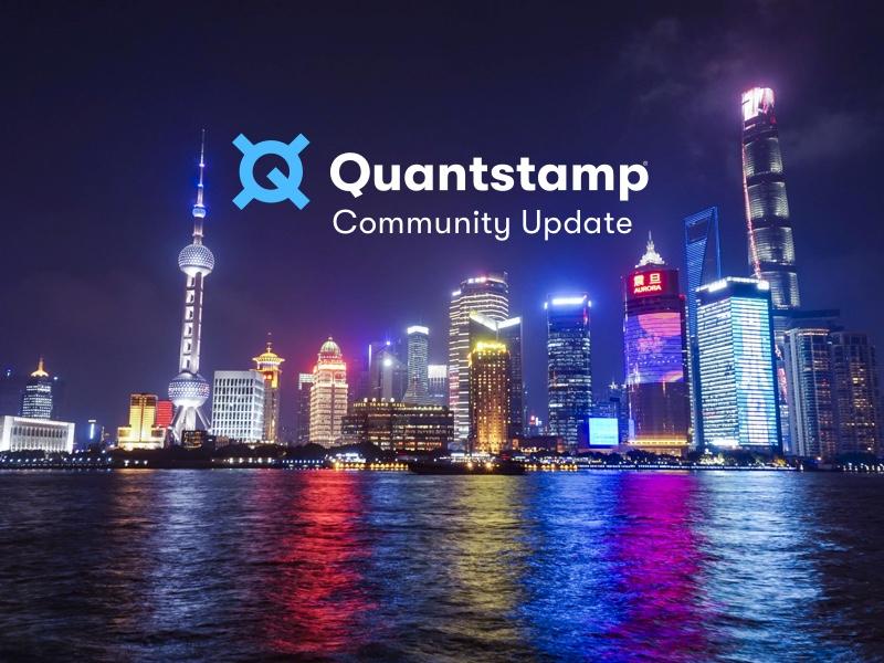 Quantstamp Community Update  June 2019
