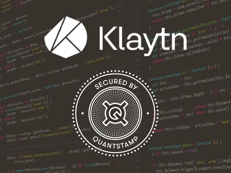 Quantstamp Audits Kakao's Blockchain Platform Klaytn