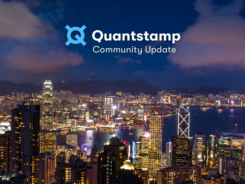 Quantstamp Community Update  August 2019