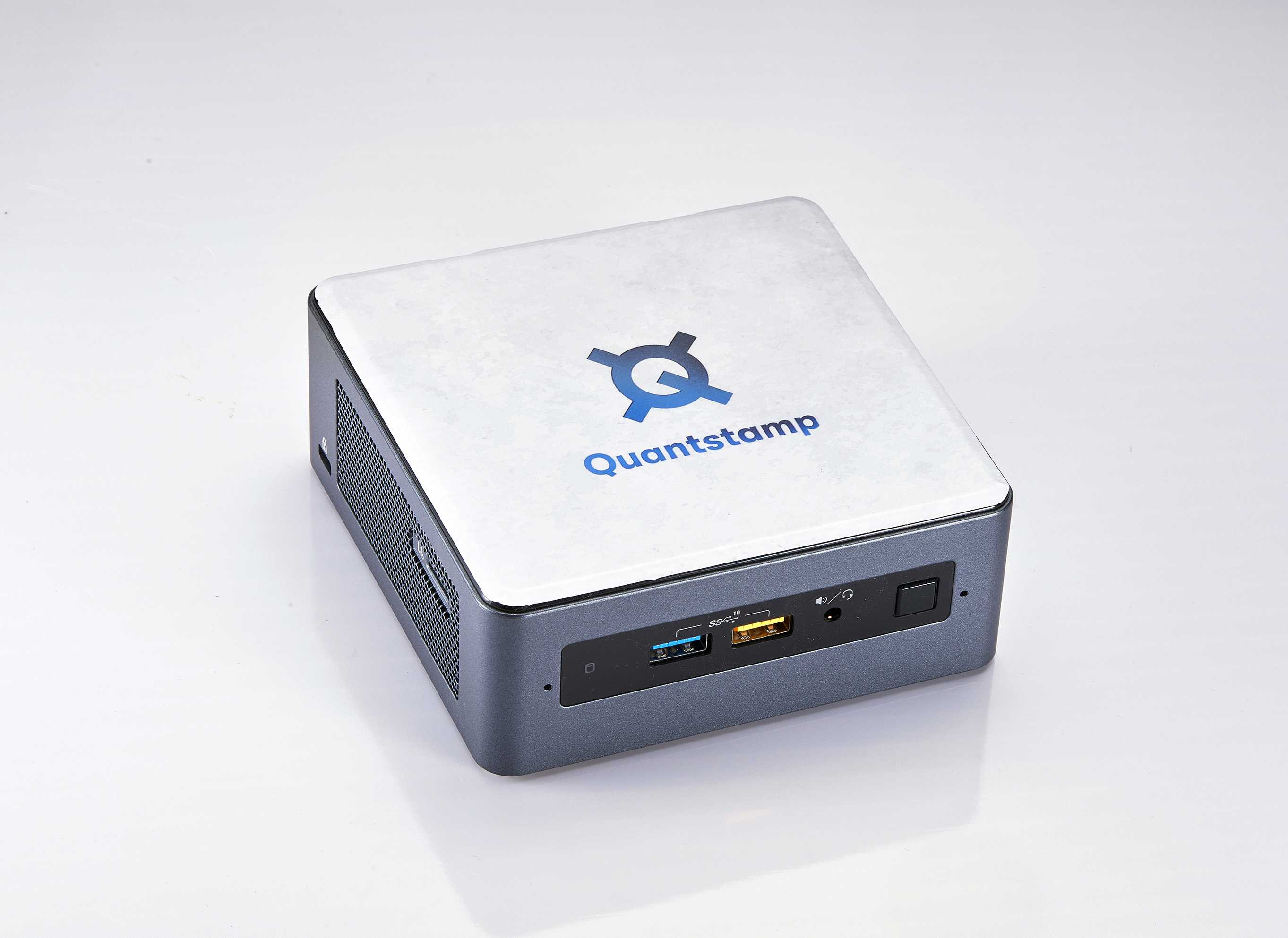 Introducing the Quantstamp Node Box