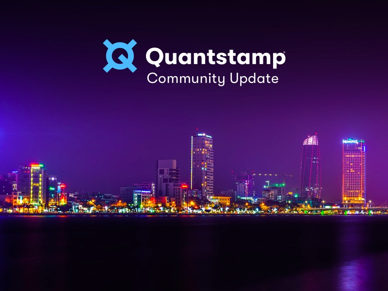 Quantstamp Community Update - September 2019