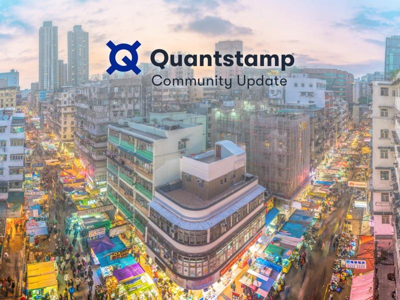 Quantstamp Community Update - October 2019
