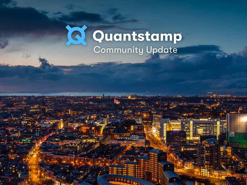Quantstamp Community Update - November 2019
