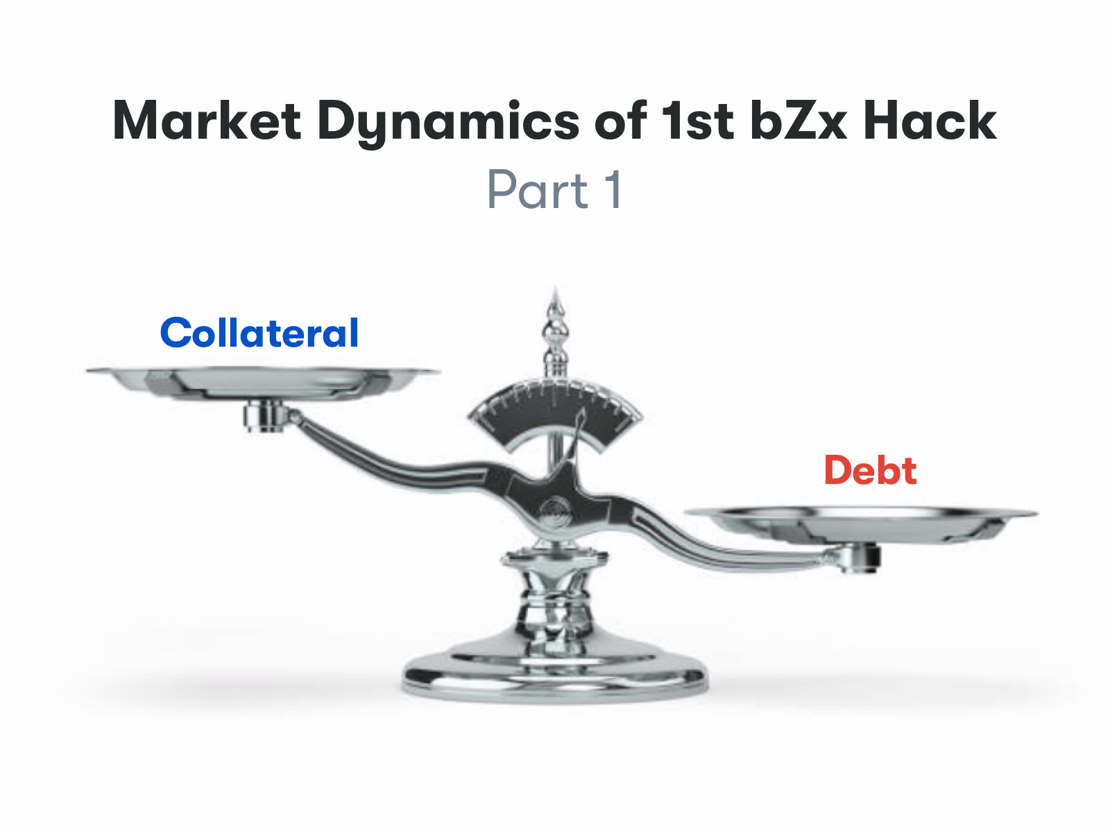 Market Dynamics of the 1st bZx Hack: Flash Loans and the Insolvent Loan