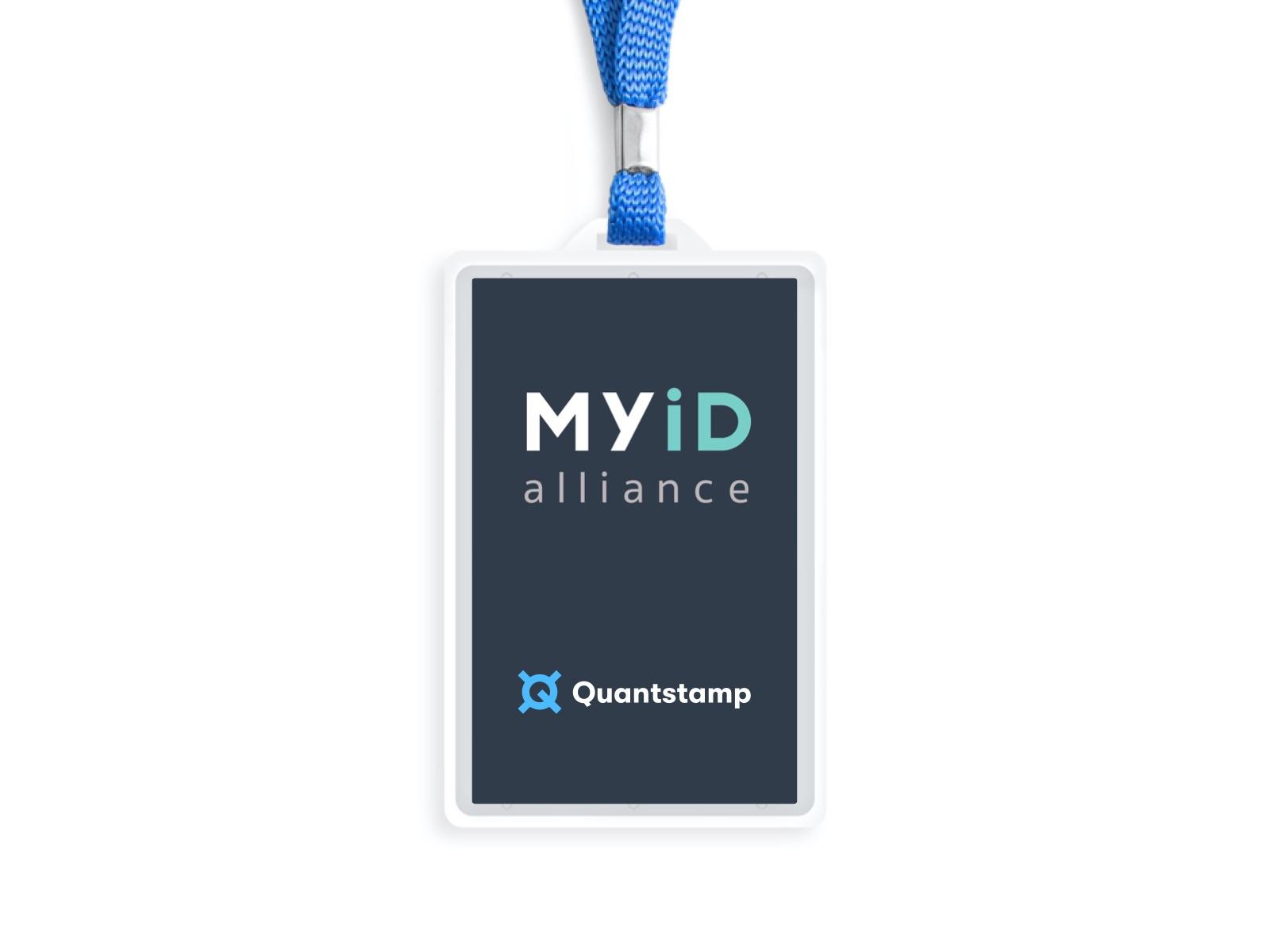 Quantstamp Joins MyID Alliance
