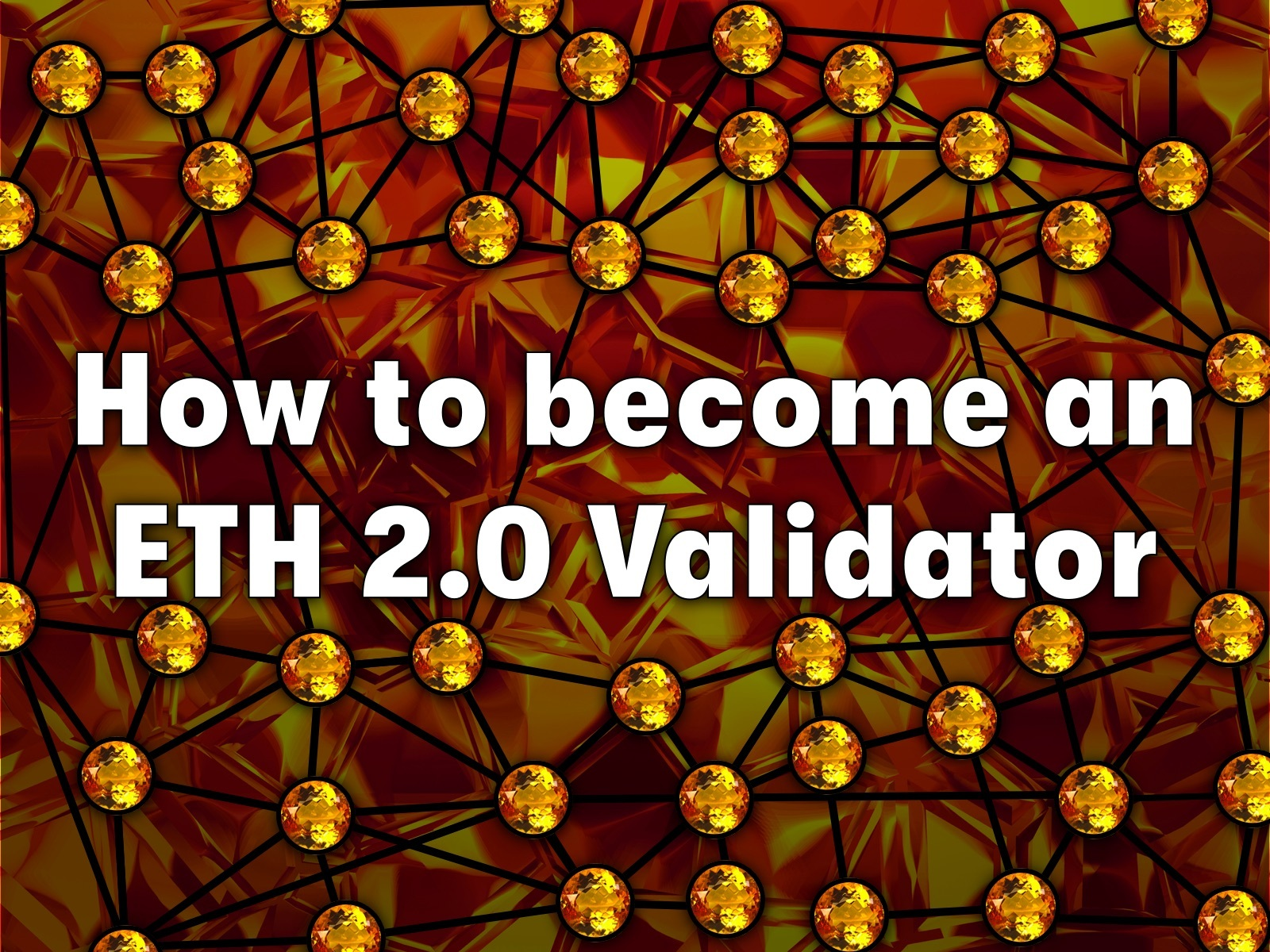 How to Be an ETH 2.0 Validator on the Topaz Testnet