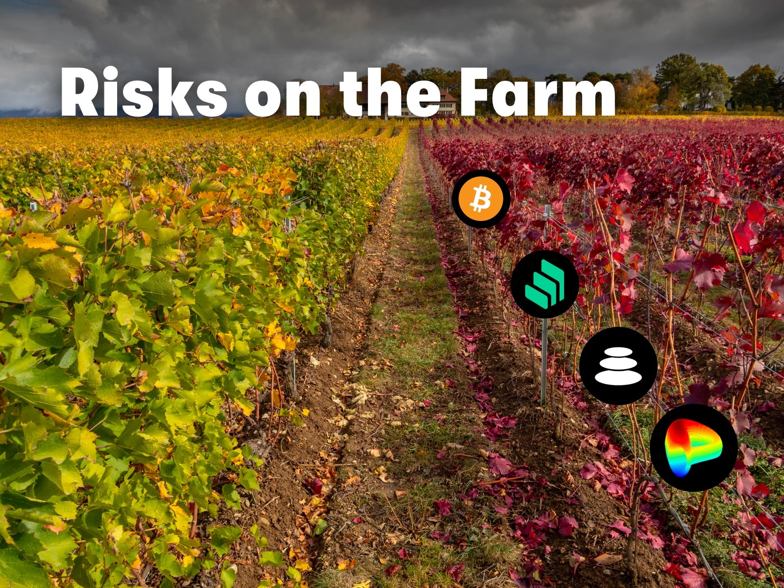Risks on the Farm - How to Yield Farm Safely