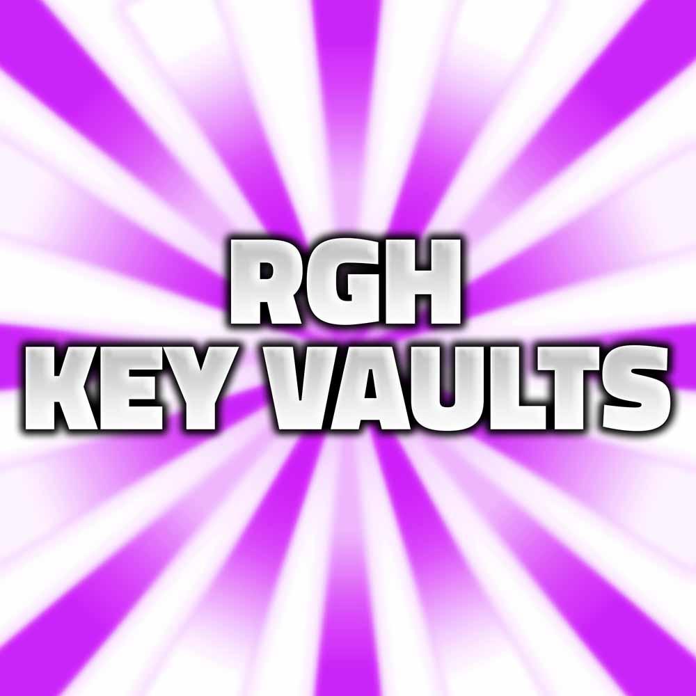 rgh key vaults