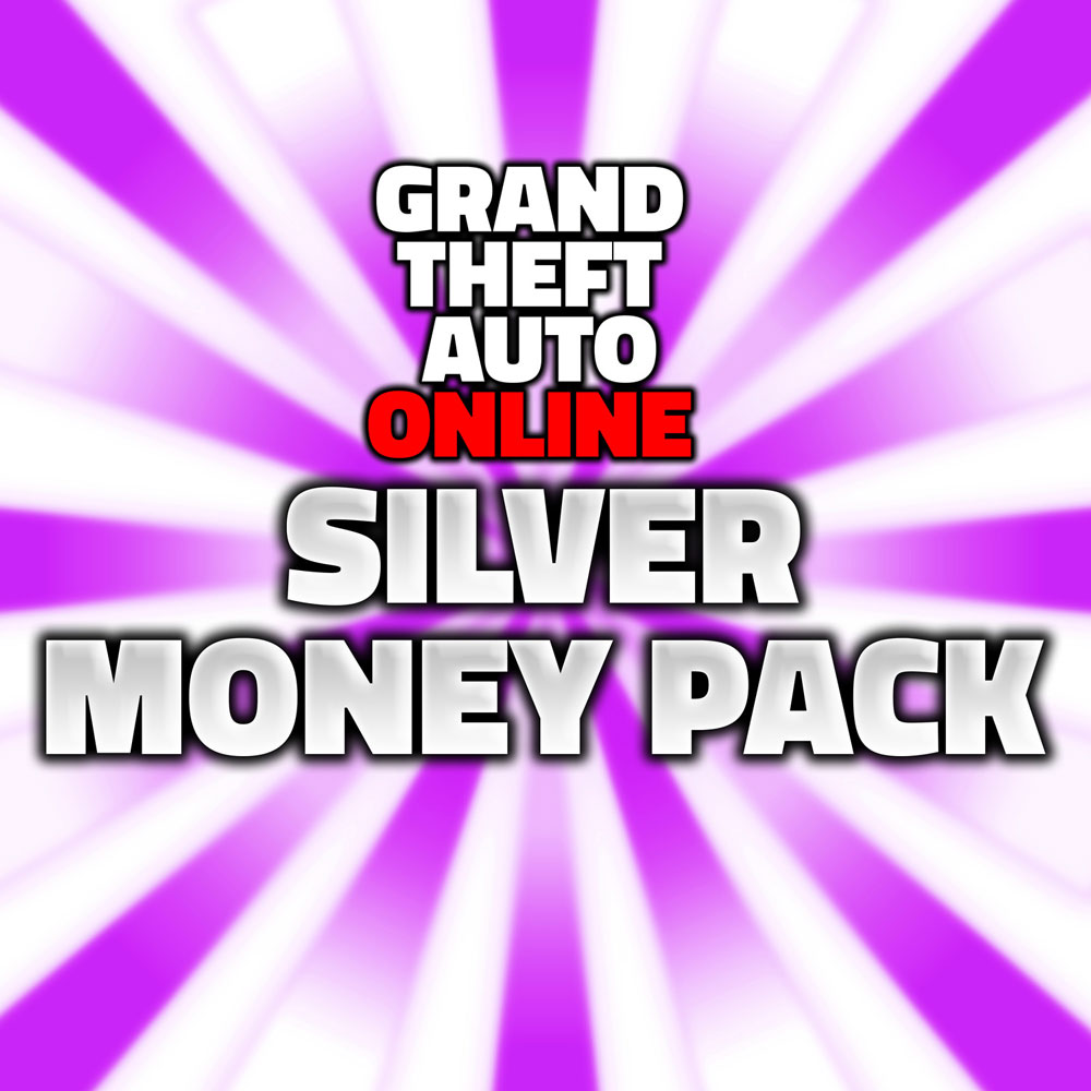 grand theft auto online silver money pack