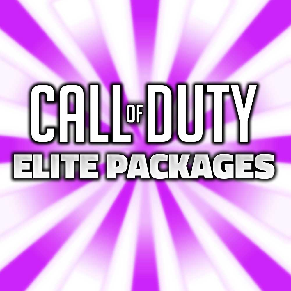call of duty elite packages