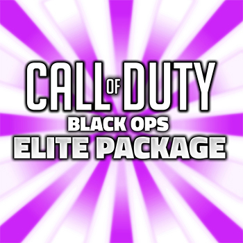 call of duty black ops elite package